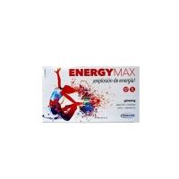 HOMEOSOR ENERGY MAX 10ML 20 VIALES